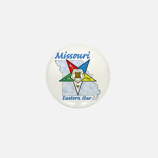 Missouri Eastern Star Mini Button (10 pack)