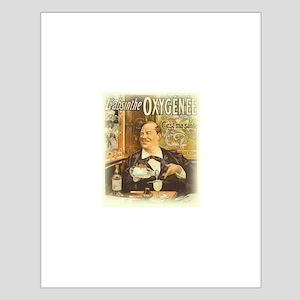 L'Absinthe Oxyngenee Small Poster