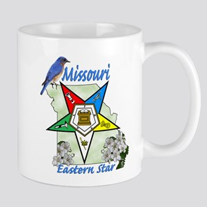 Missouri Eastern Star Mug