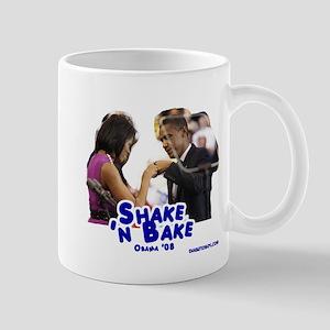 Obama, Shake 'n Bake Mug