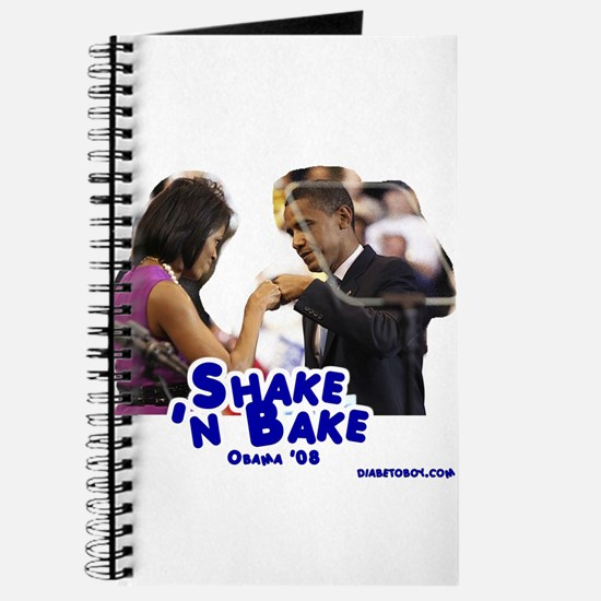 Obama, Shake 'n Bake Journal