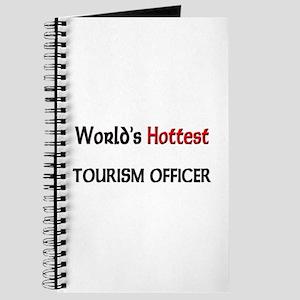 World's Hottest Tourism Officer Journal