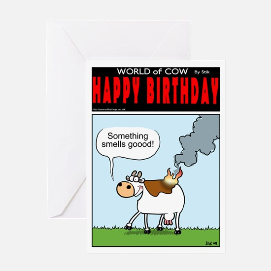 BBQ Birthday Greeting Card