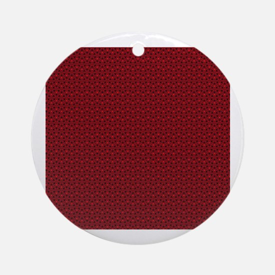 Unique Adobe Round Ornament