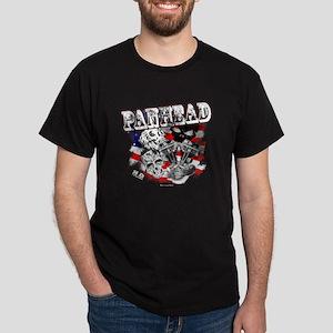 Panhead Skulls Dark T-Shirt