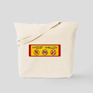 Shomer Shabbos V2 Tote Bag