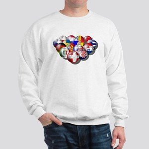 European Soccer Football Sweatshirt