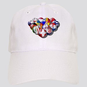 European Soccer Football Cap