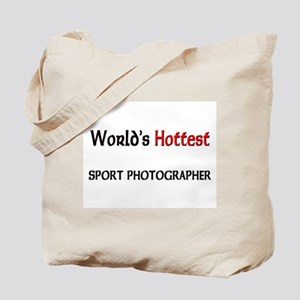 World's Hottest Sport Photographer Tote Bag