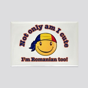 Not only am I cute, I'm Romanian too! Rectangle Ma