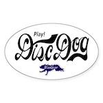 WazGear Sticker (Oval 50 pk)