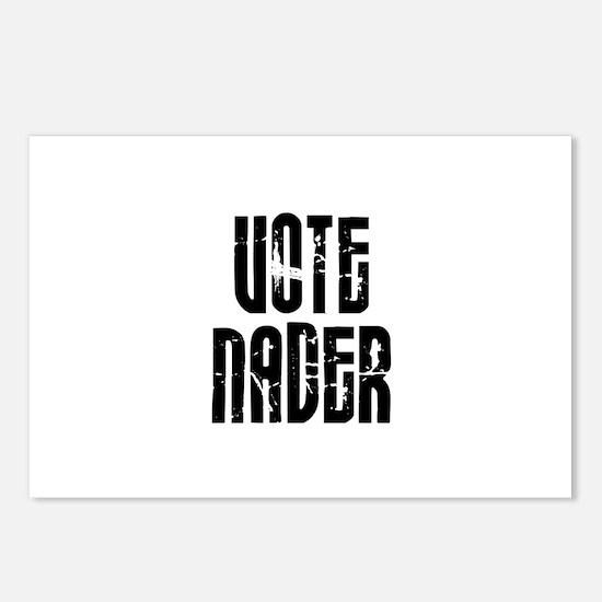 Vote Nader Postcards (Package of 8)