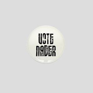 Vote Nader Mini Button