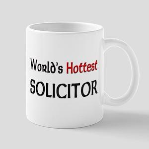 World's Hottest Solicitor Mug