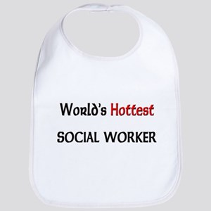World's Hottest Social Worker Bib