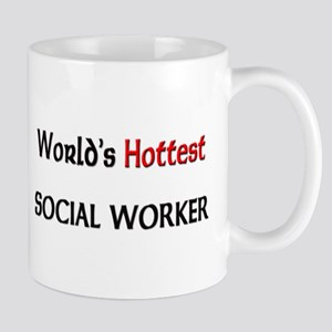 World's Hottest Social Worker Mug