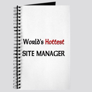 World's Hottest Site Manager Journal
