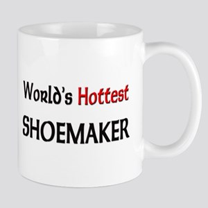 World's Hottest Shoemaker Mug