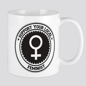Support Feminist Mug