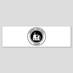 Support Farmer Bumper Sticker