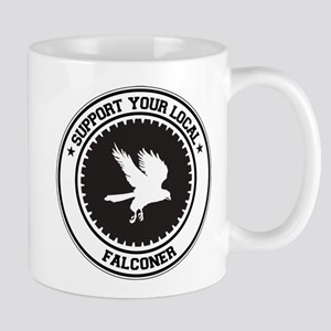 Support Falconer Mug