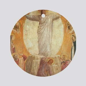 Transfiguration Ornament (Round)