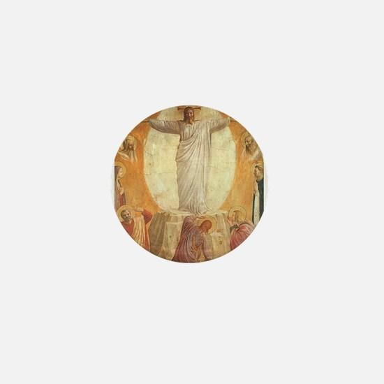 Transfiguration Mini Button