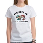 Property of Santa's Workshop Women's T-Shirt
