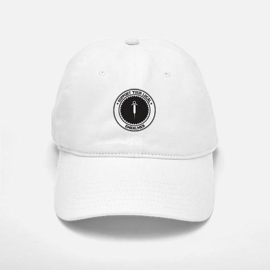 Support Embalmer Baseball Baseball Cap