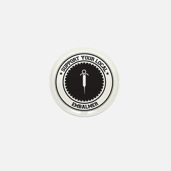 Support Embalmer Mini Button