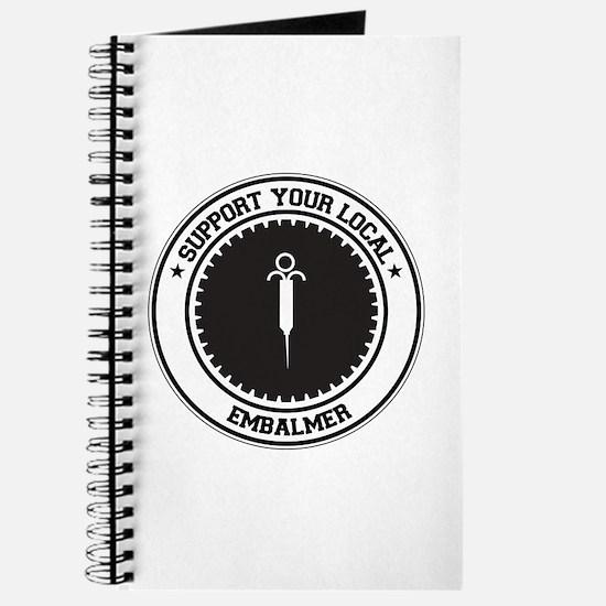 Support Embalmer Journal
