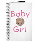 Baby Girl (African American) Journal