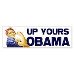 Anti-Obama Bumper Sticker (10 pk)