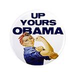 "Anti-Obama 3.5"" Button (100 pack)"