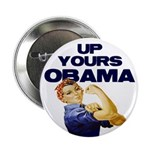 "Anti-Obama 2.25"" Button (10 pack)"