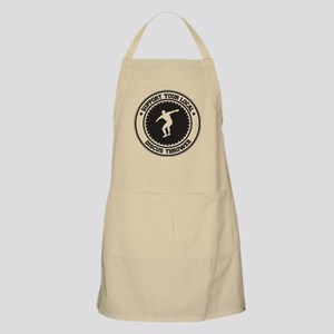 Support Discus Thrower BBQ Apron