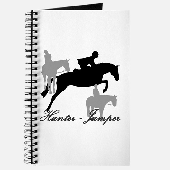 Hunter Jumper Trio Script Journal