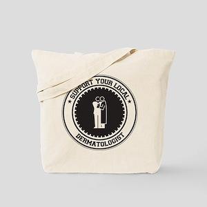 Support Dermatologist Tote Bag