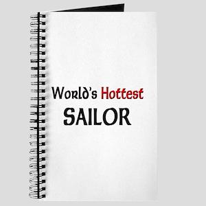 World's Hottest Sailor Journal
