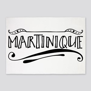 Martinique 5'x7'Area Rug