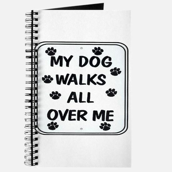 My Dog Walks Journal