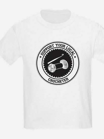 Support Crocheter T-Shirt