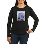 Phantom Ranch top 10 Women's Long Sleeve Dark T-Sh