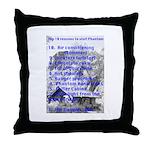 Phantom Ranch top 10 Throw Pillow