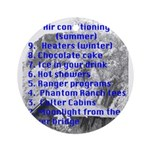 Phantom Ranch top 10 Ornament (Round)