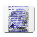 Phantom Ranch top 10 Mousepad