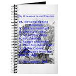 Phantom Ranch top 10 Journal