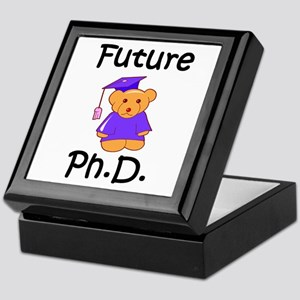 Future Ph.D Keepsake Box