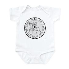 Templar Seal Infant Bodysuit