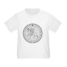 Templar Seal Toddler T-Shirt
